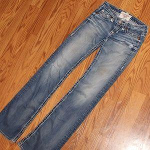 Denim - 25L bootcut jeans